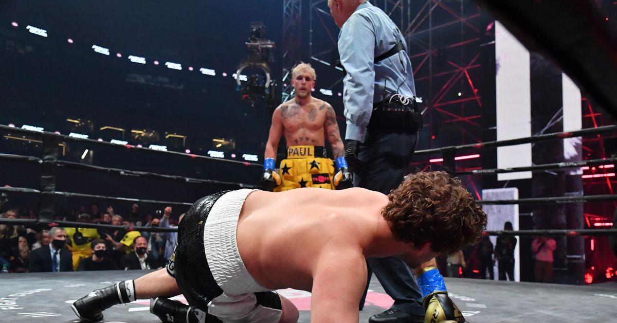 Jake Paul ignored coach's advice to deliver knockout against 'joker' Ben Askren at Triller Fight Club