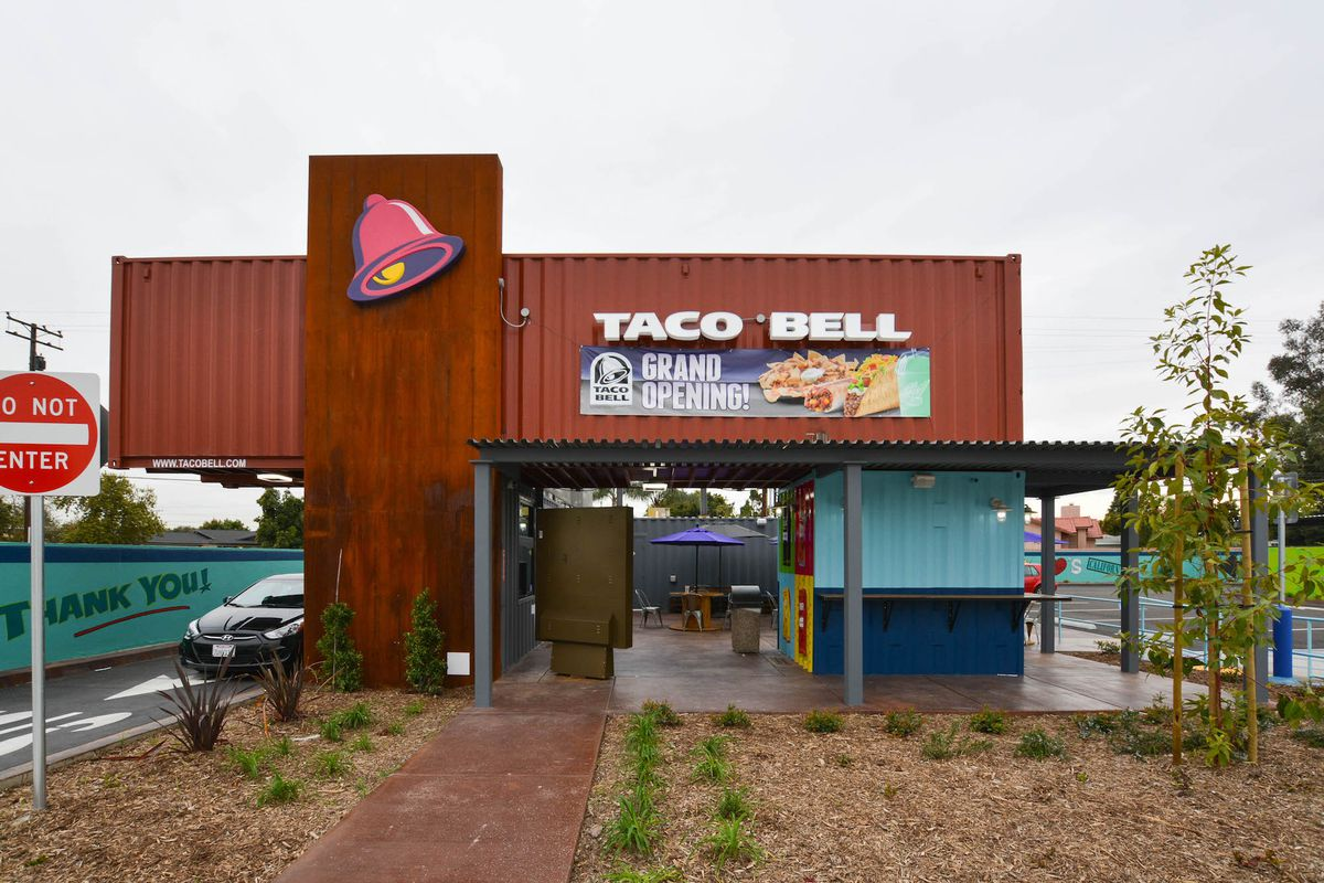 taco bell 2.0 how to build power