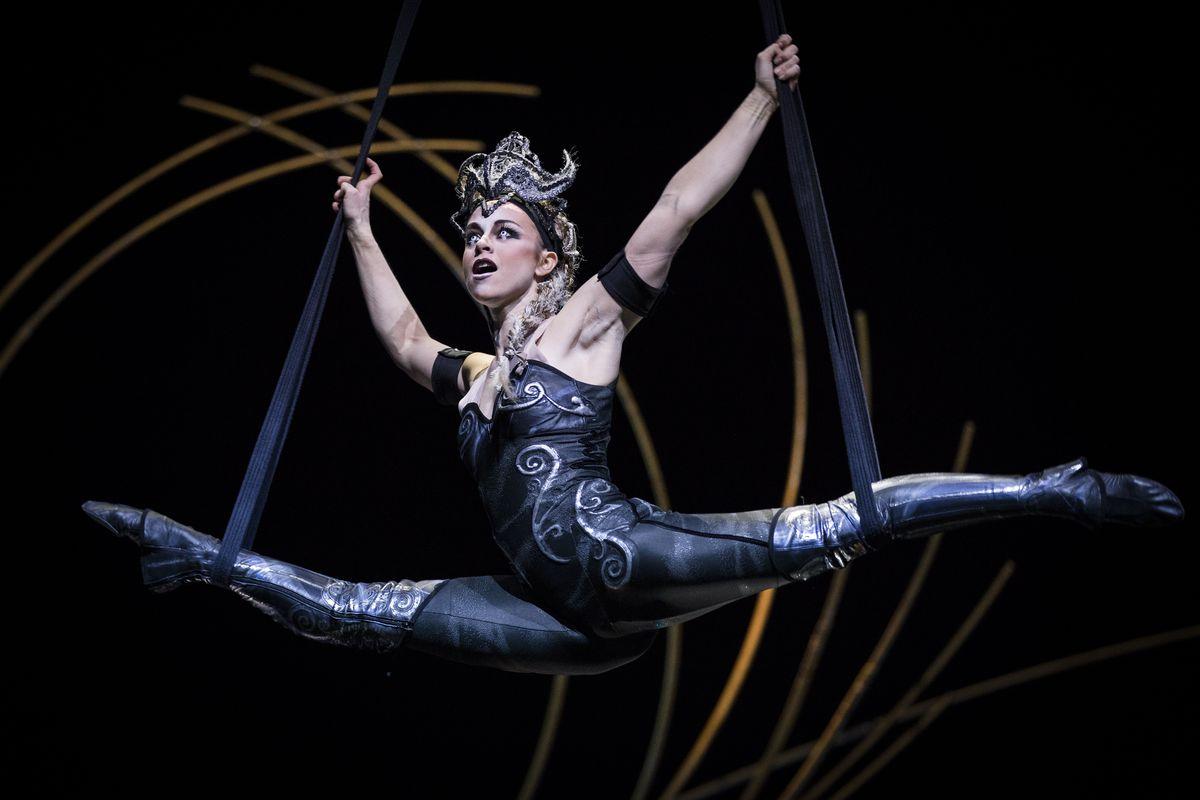Cirque Du Soleil's 'Amaluna' - Dress Rehearsal