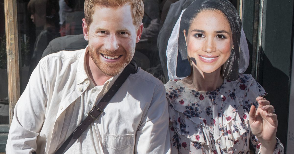 photo image More Americans watched Prince Harry and Meghan Markle's wedding than Prince William and Kate Middleton's
