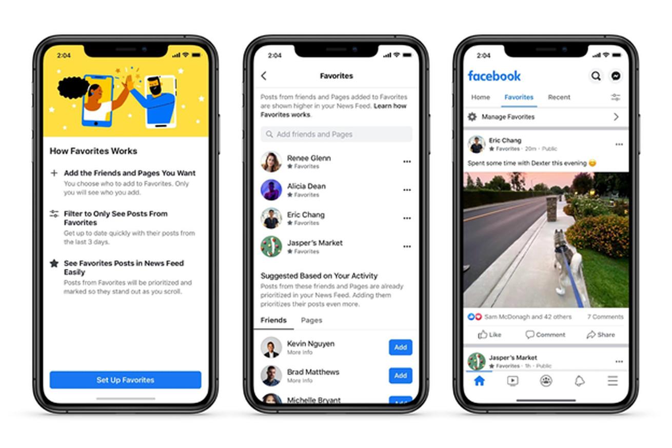 Facebook facilita la desactivación de la clasificación algorítmica en su News Feed