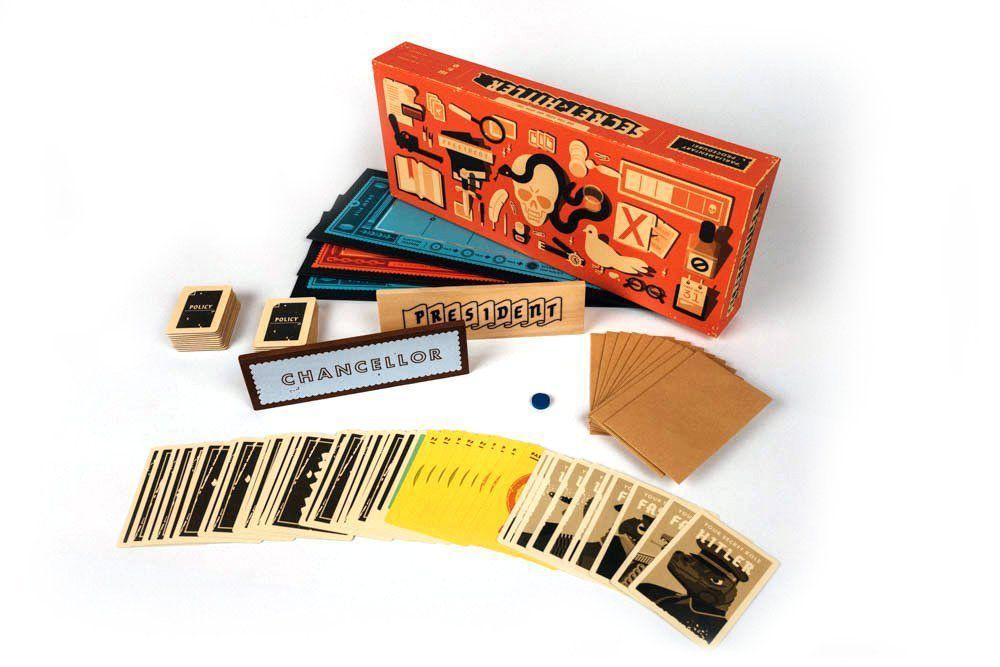 The best hidden identity board games - Polygon