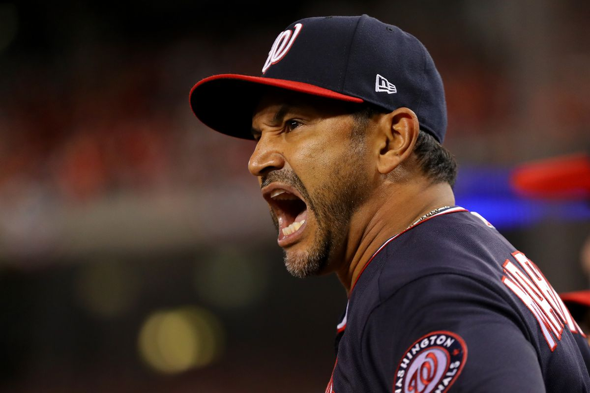 2019 World Series Game 5 - Houston Astros v. Washington Nationals