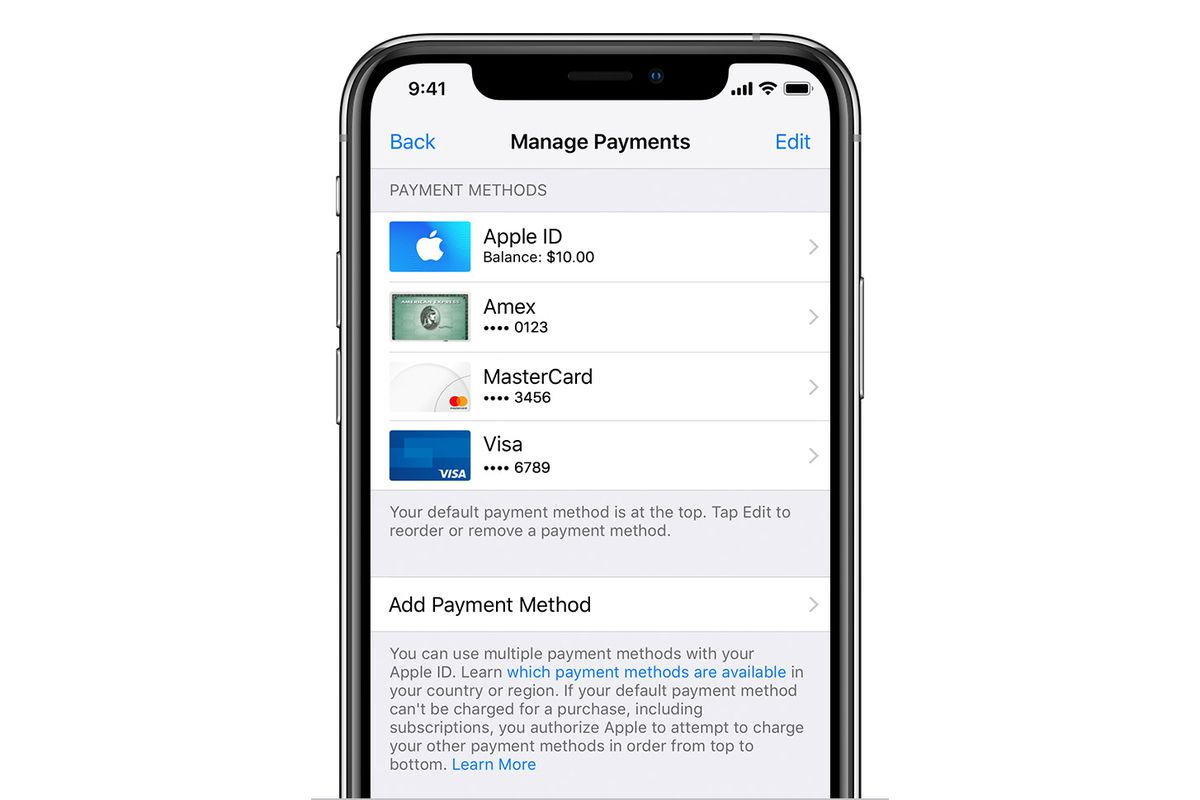 You can now use Apple Pay for iTunes, App Store, Apple Music, and