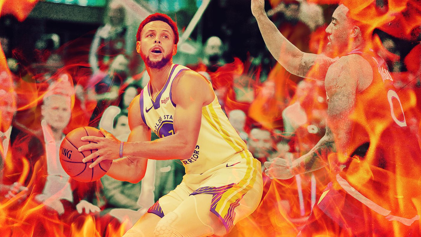 Steph Curry's 40-point Night Showed What We Can Expect This NBA Season