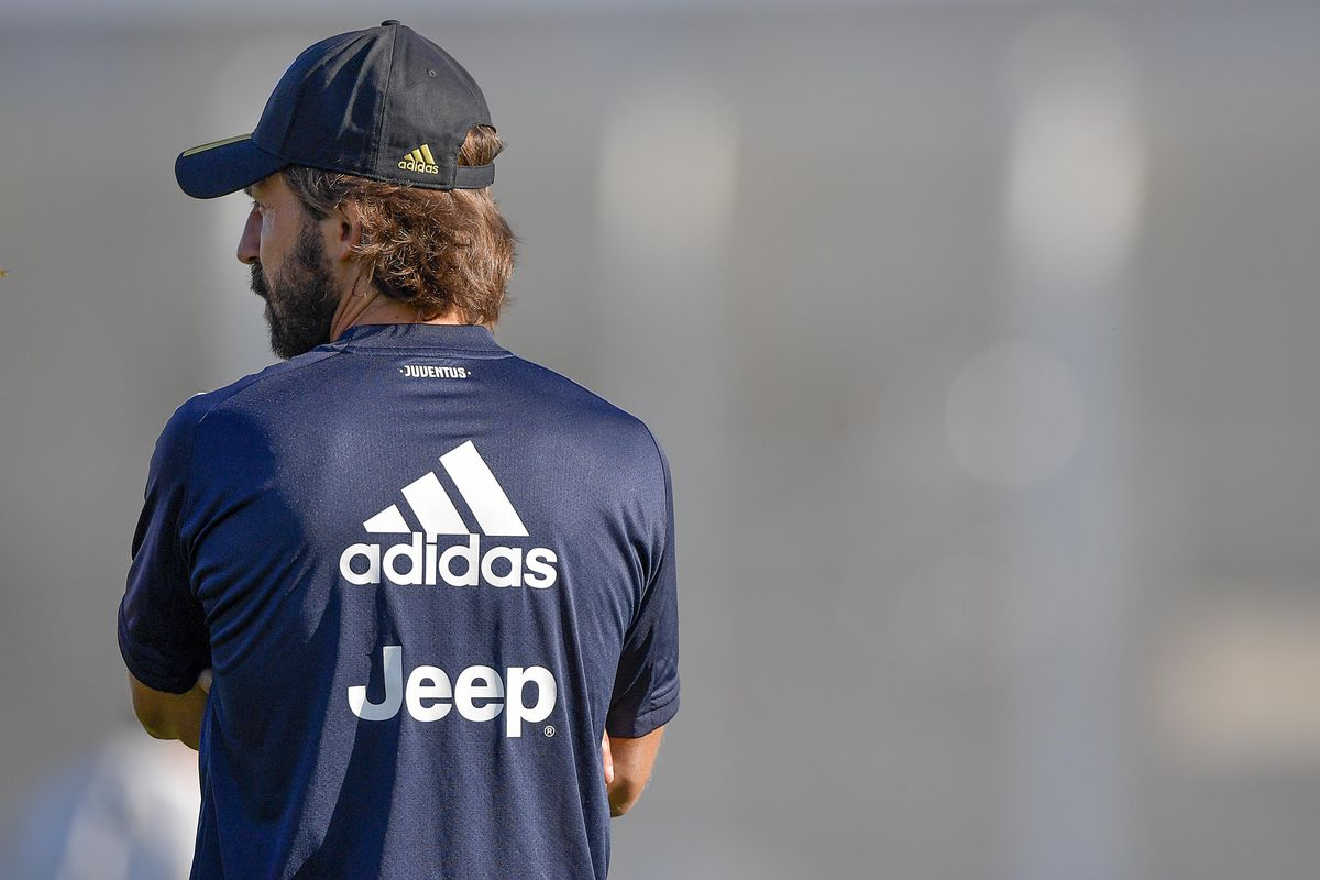 The Excitement Of The Unknown That Is Andrea Pirlo As Juve Manager Black White Read All Over
