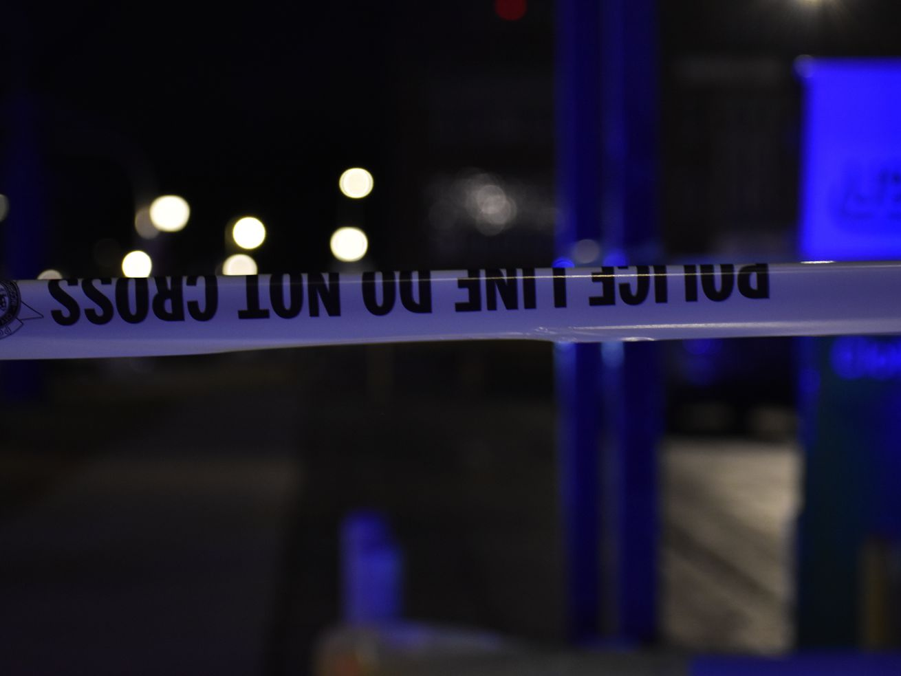 A teenage boy was injured by gunfire Nov. 20, 2020, in the 4700 block of South Vincennes Avenue.