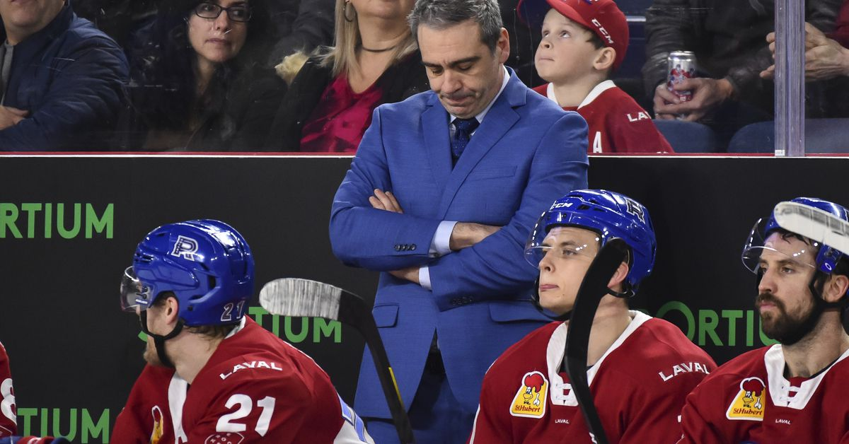 Habs Headlines: Joël Bouchard tries to rally the troops in Laval