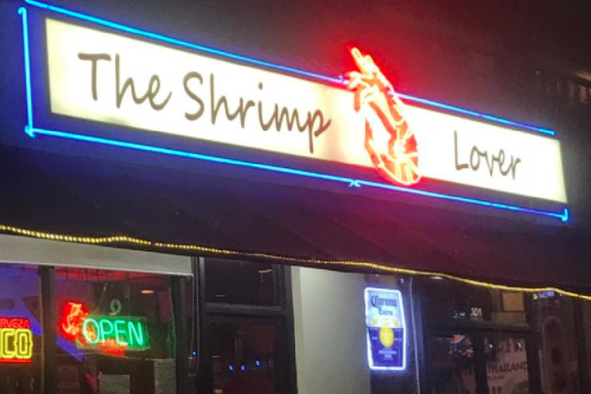 The Shrimp Lover