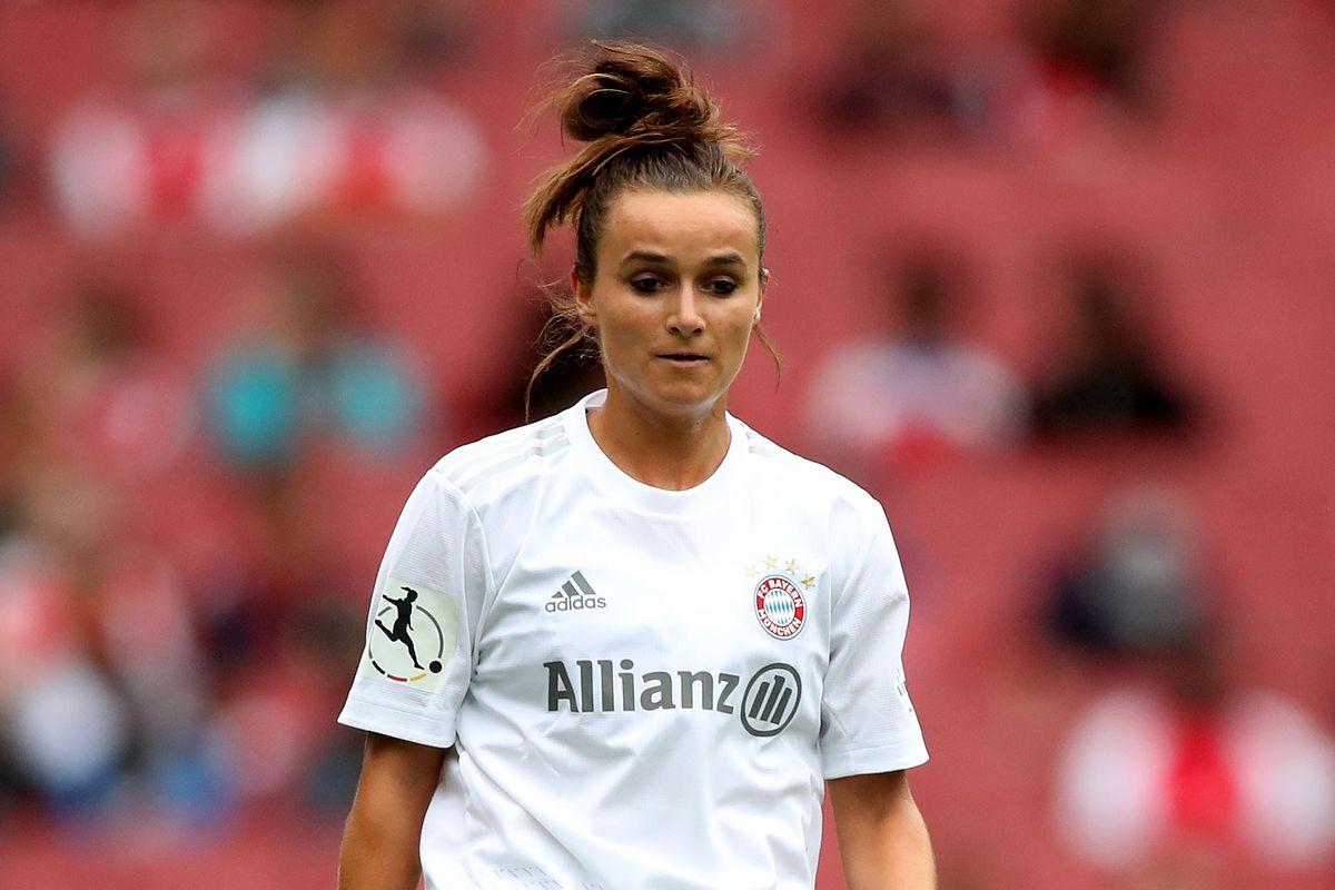 Arsenal Women v Bayern Munich Women - Pre-Season Friendly - Emirates Stadium