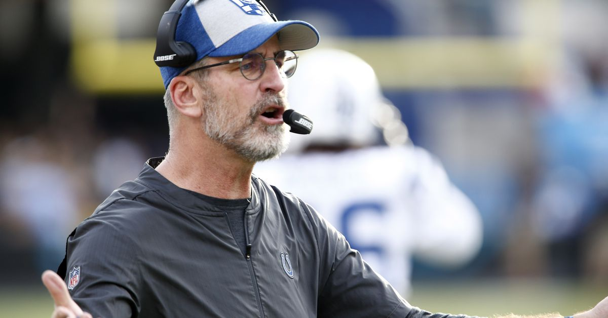 Frank Reich's bad aggressive decisions have consequences