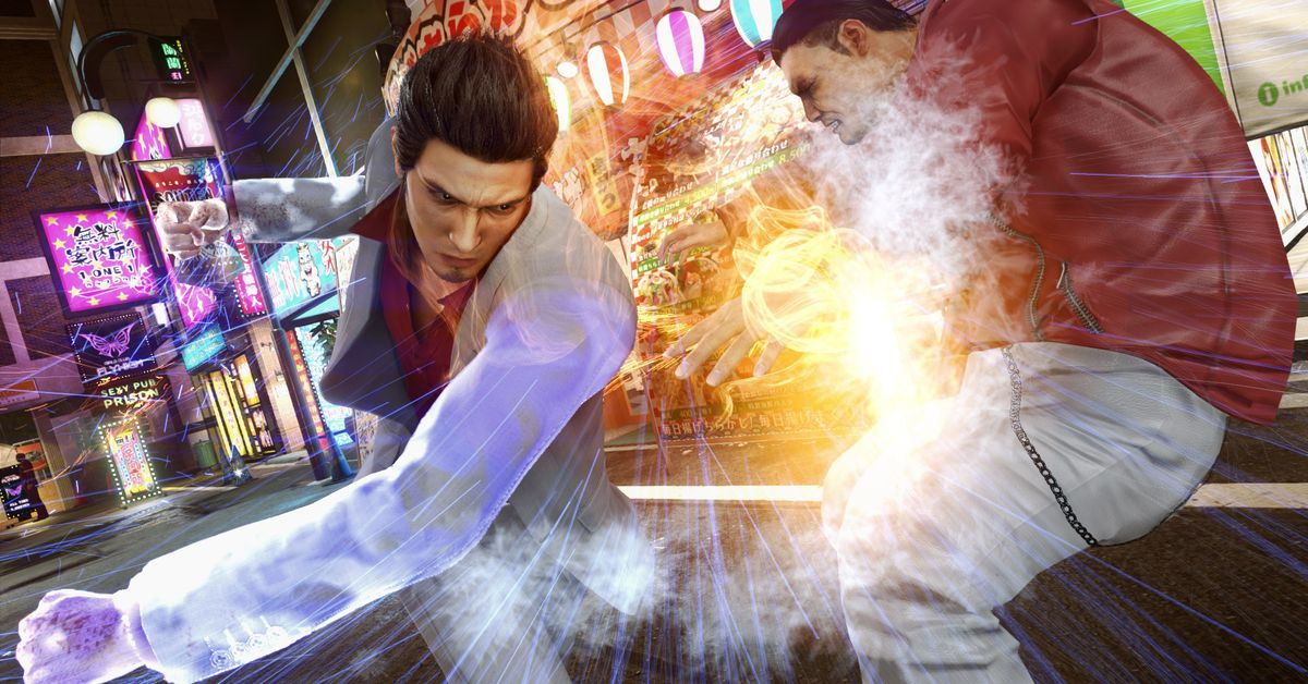 Yakuza Kiwami 2 launches in the West this August