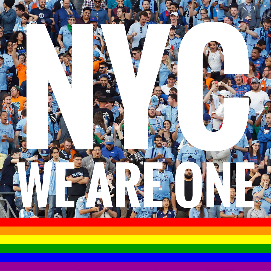 NYC We are One