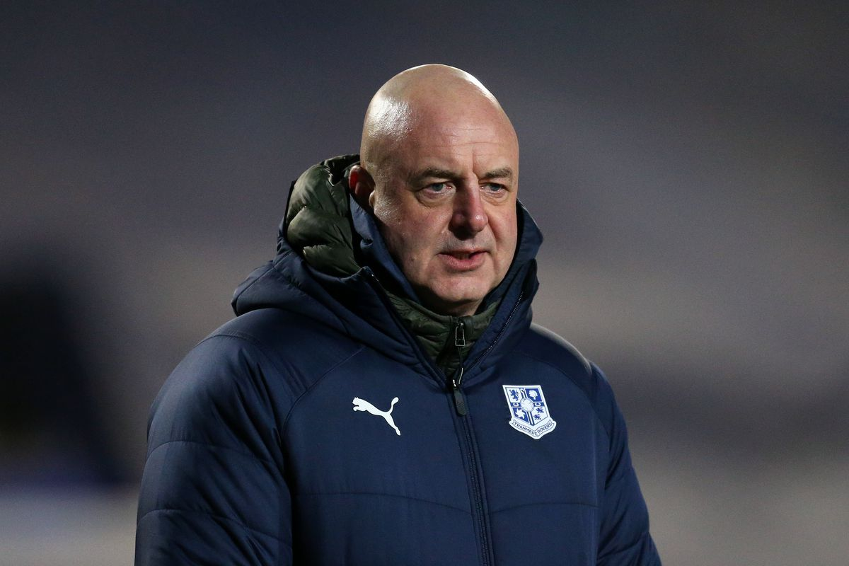 Tranmere Rovers v Newport County - Sky Bet League Two