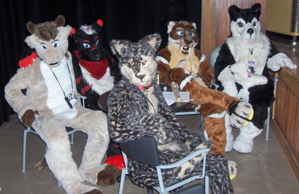 9 Questions About Furries You Were Too Embarrassed To Ask -4296