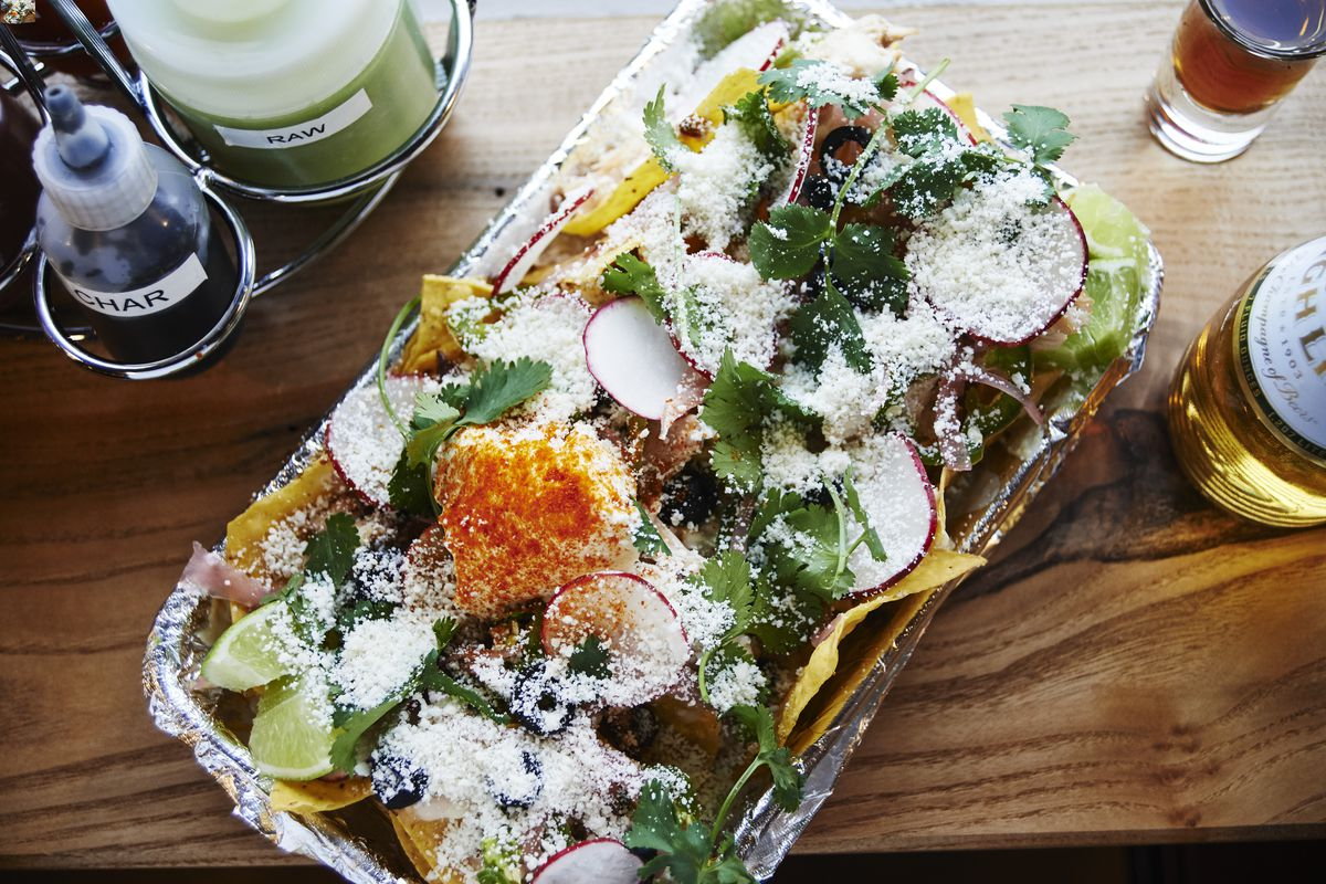 Bastion nachos