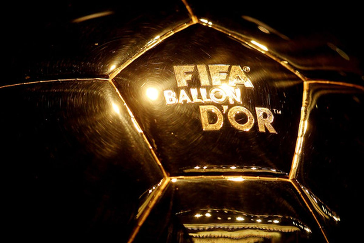 ballon d'or - photo #36