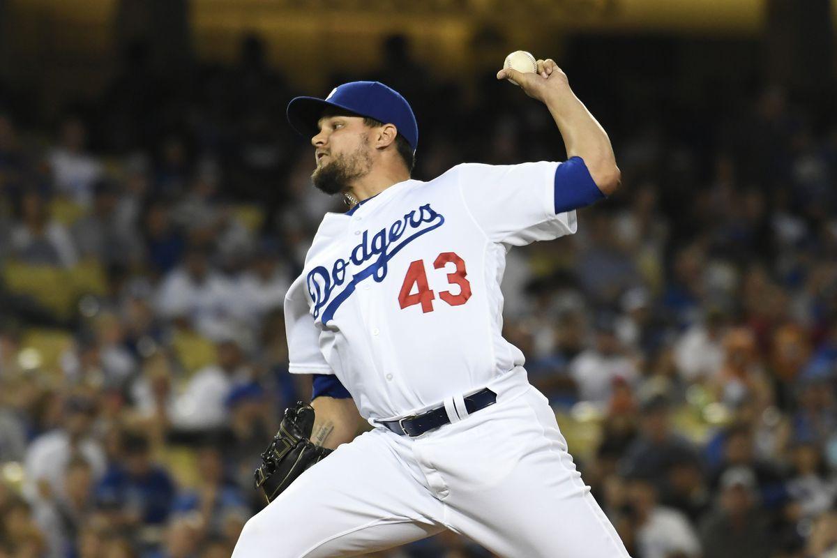 MLB: Arizona Diamondbacks at Los Angeles Dodgers