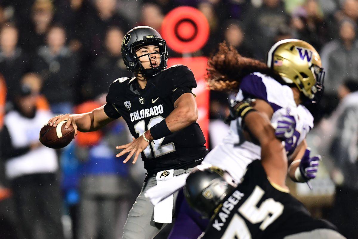 Colorado Buffaloes Vs Washington Huskies Game Time And Tv