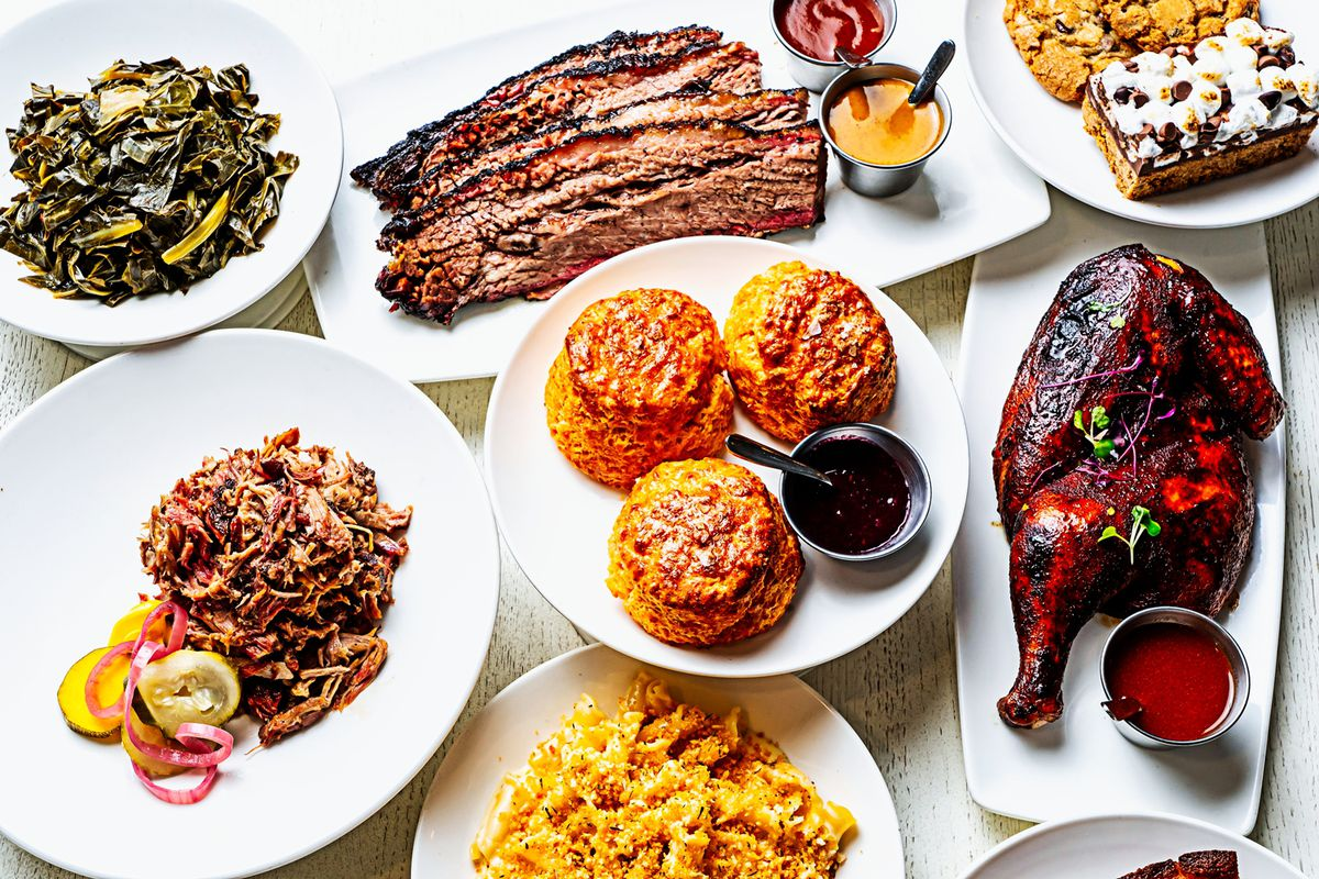 Money Muscle BBQ's Mother's Day package costs $70
