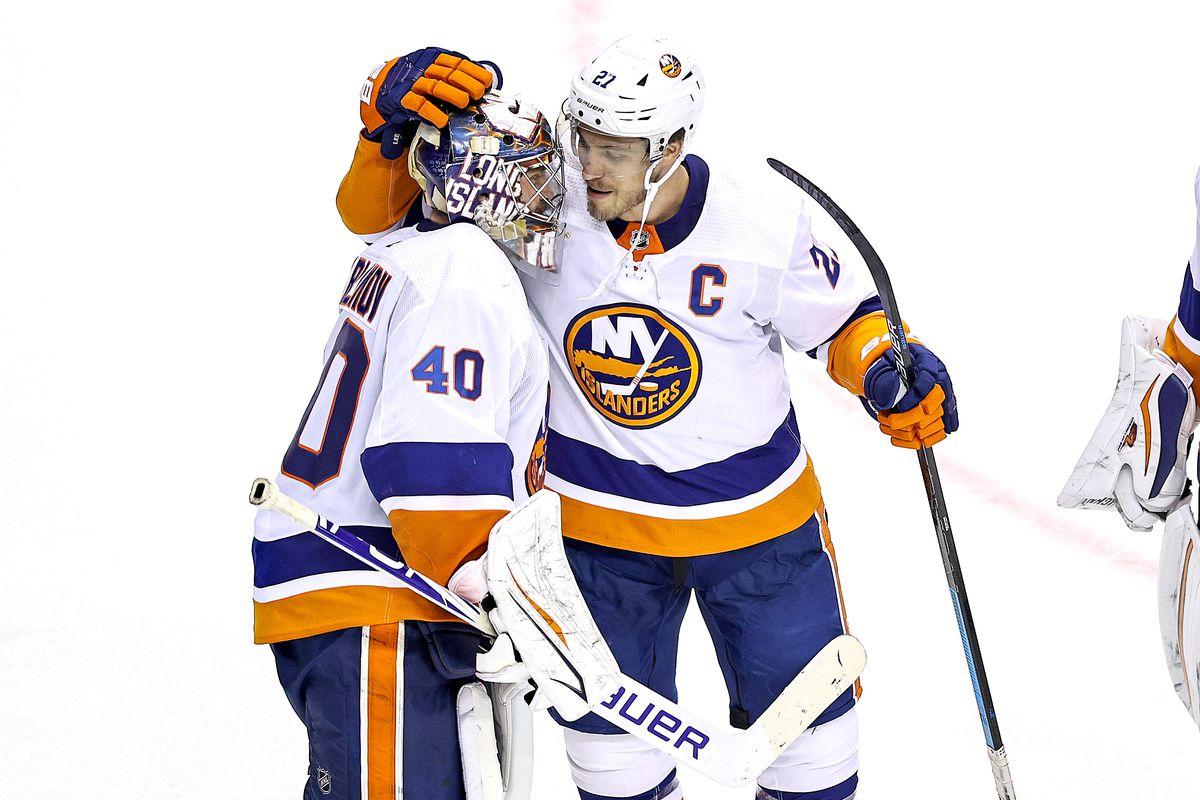 New York Islanders v Philadelphia Flyers - Game One