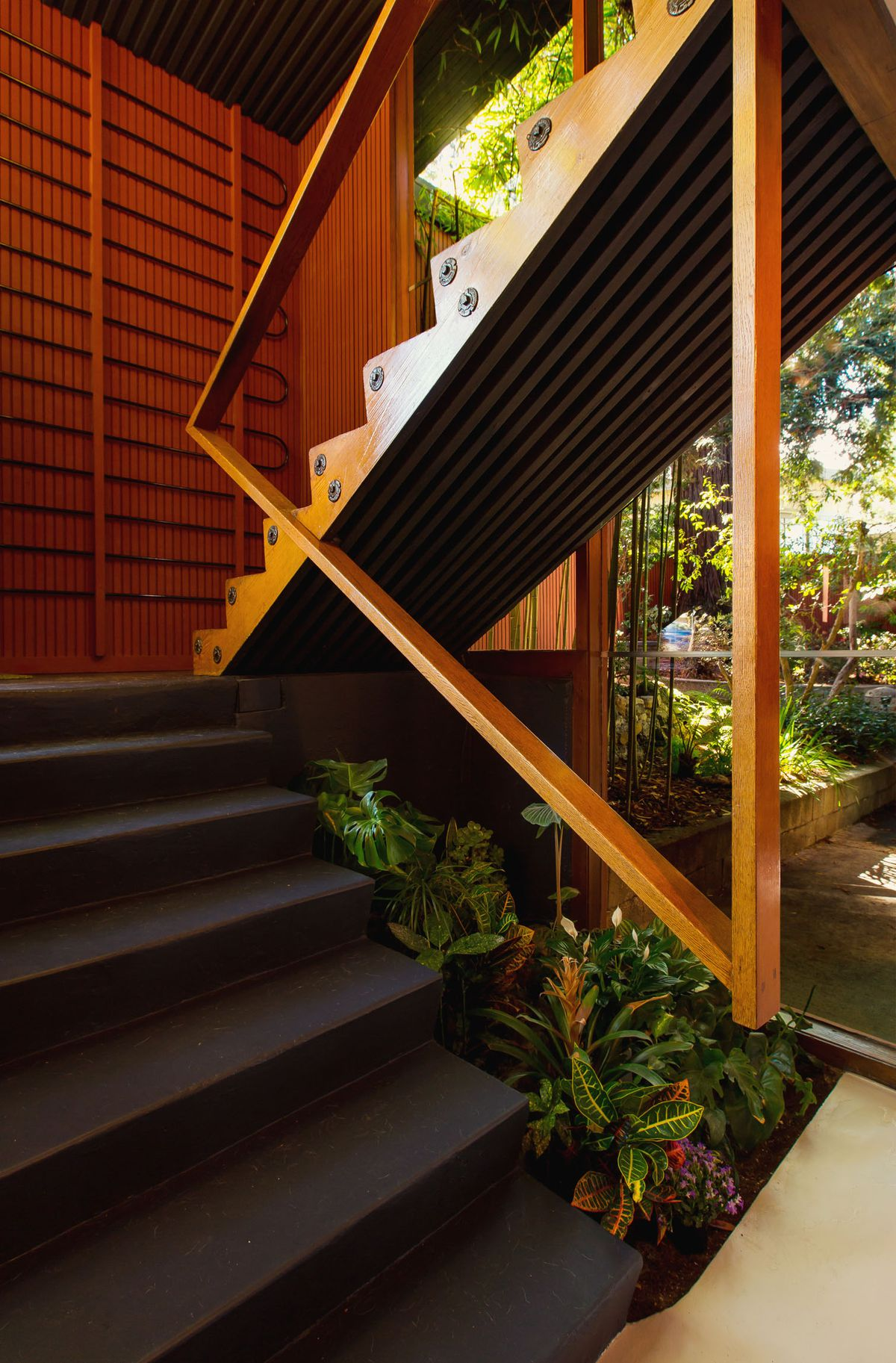 Staircase of Eichler