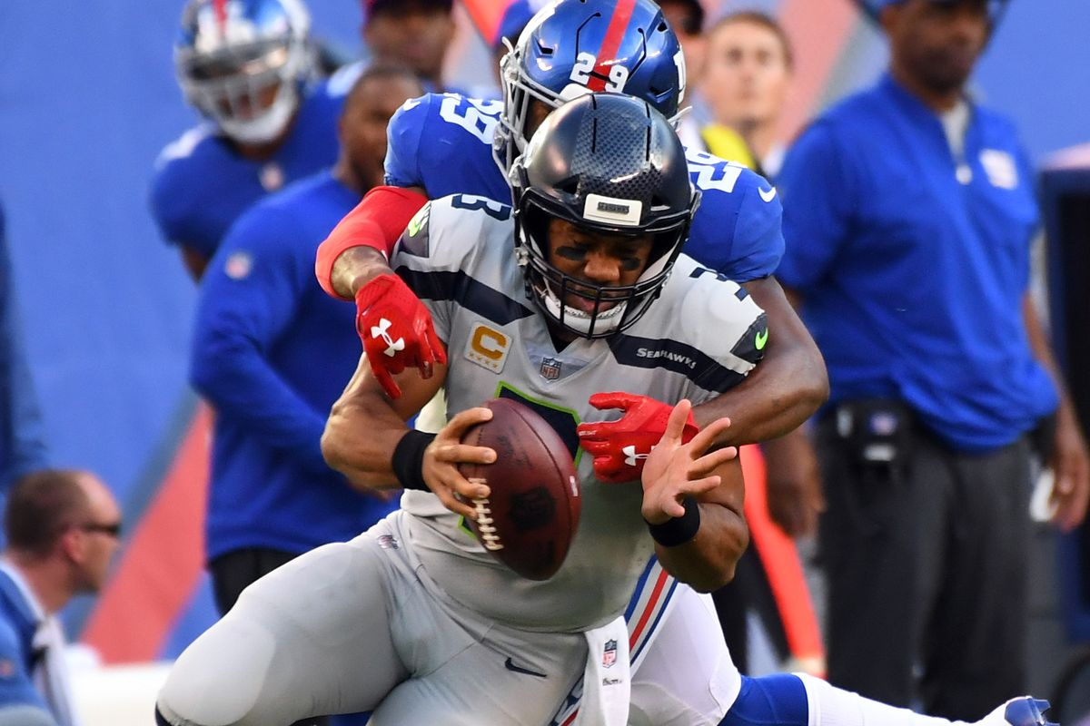 Seattle Seahawks dominate New York Giants behind Russell Wilson, defense