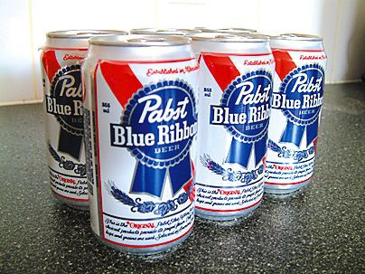pabst cans packs