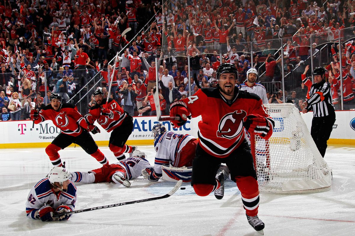 Stanley Cup Finals 2012  New Jersey Devils Claim The Redemption Cup ... 8a7d9a9e207