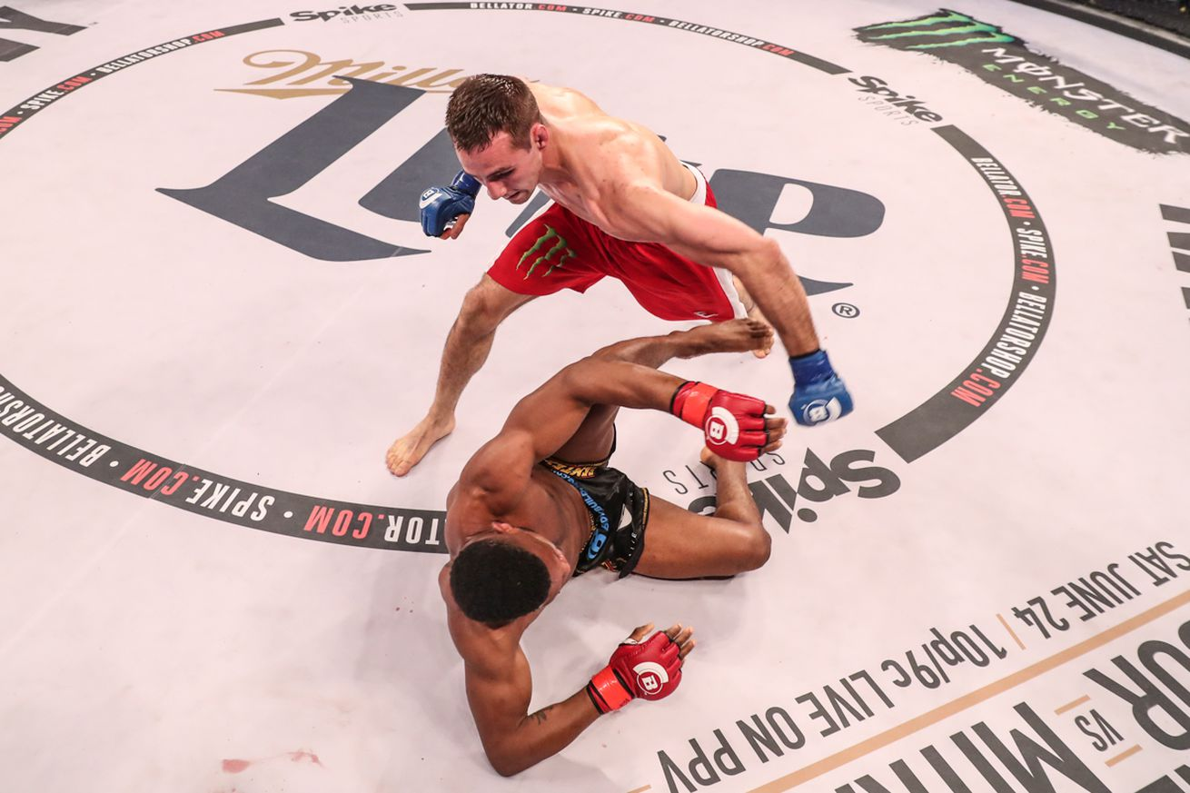 community news, Bellator does 607,000 viewers for Rory MacDonald's tape delayed debut