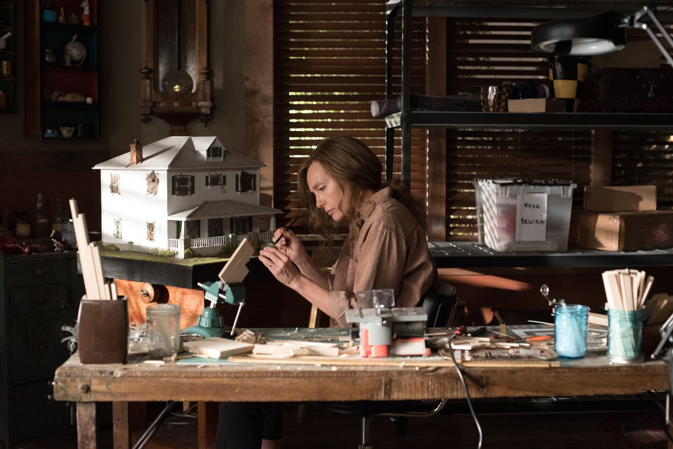 the biggest shock in hereditary was almost much worse