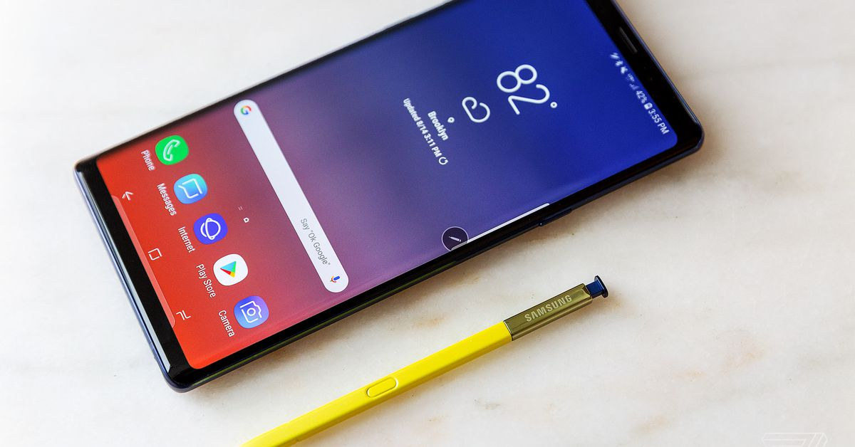 Samsung Considers Putting a Camera in a Stylus