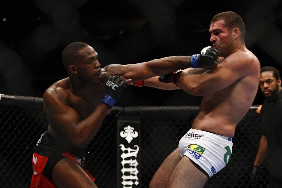 UFC on FOX 4: Winner of Shogun Rua vs Brandon Vera gets next