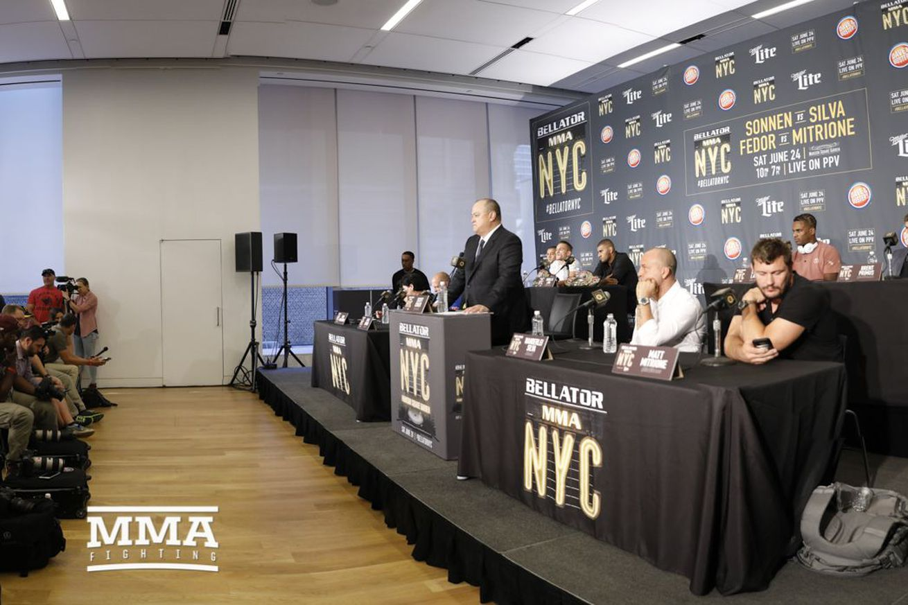 The future of Bellator starts now, live from New York