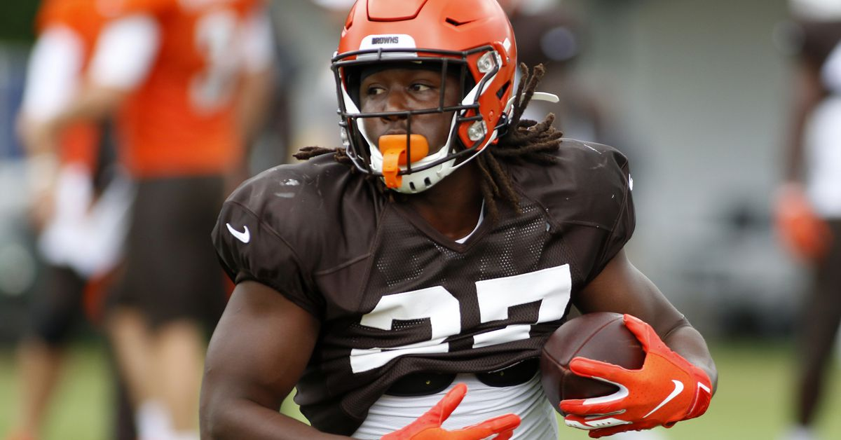 Saturday Dawg Chow: Browns news (8/17/19)