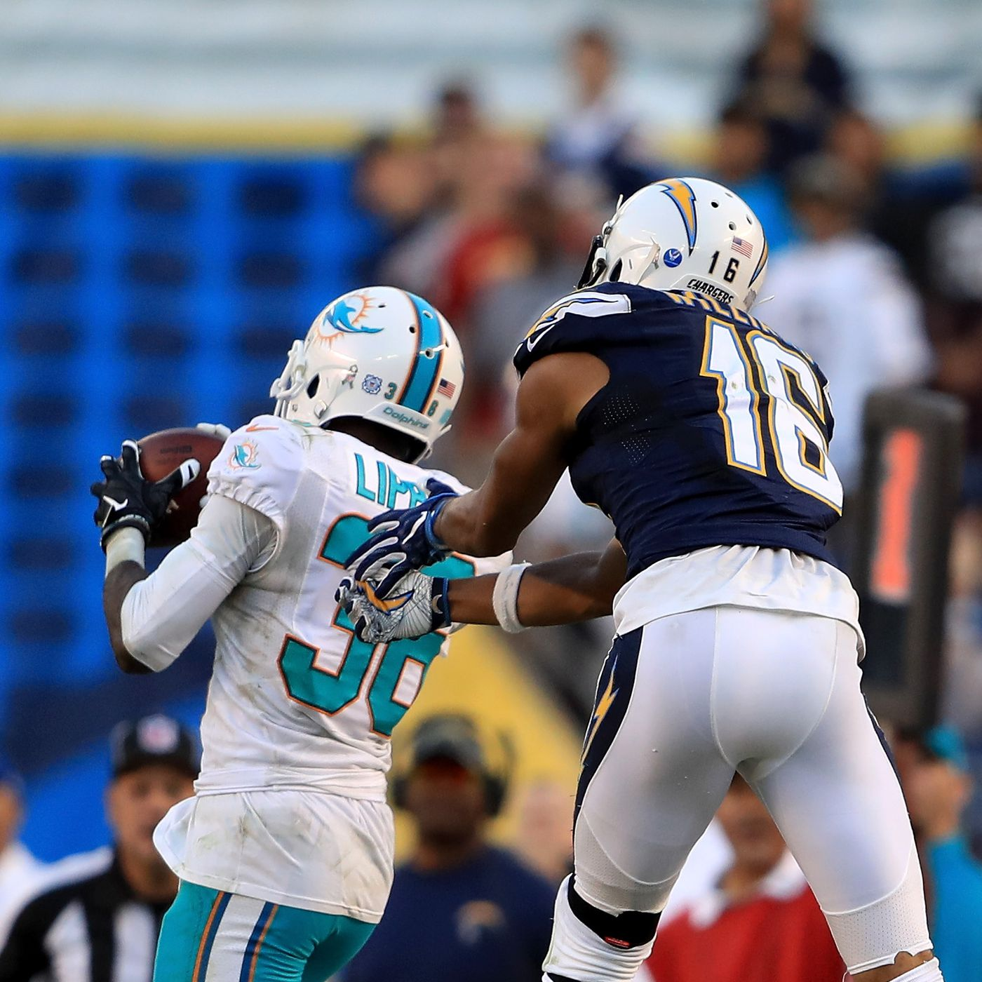 premium selection 0bfc4 eab1a Tony Lippett: Appreciated But Underrated - The Phinsider