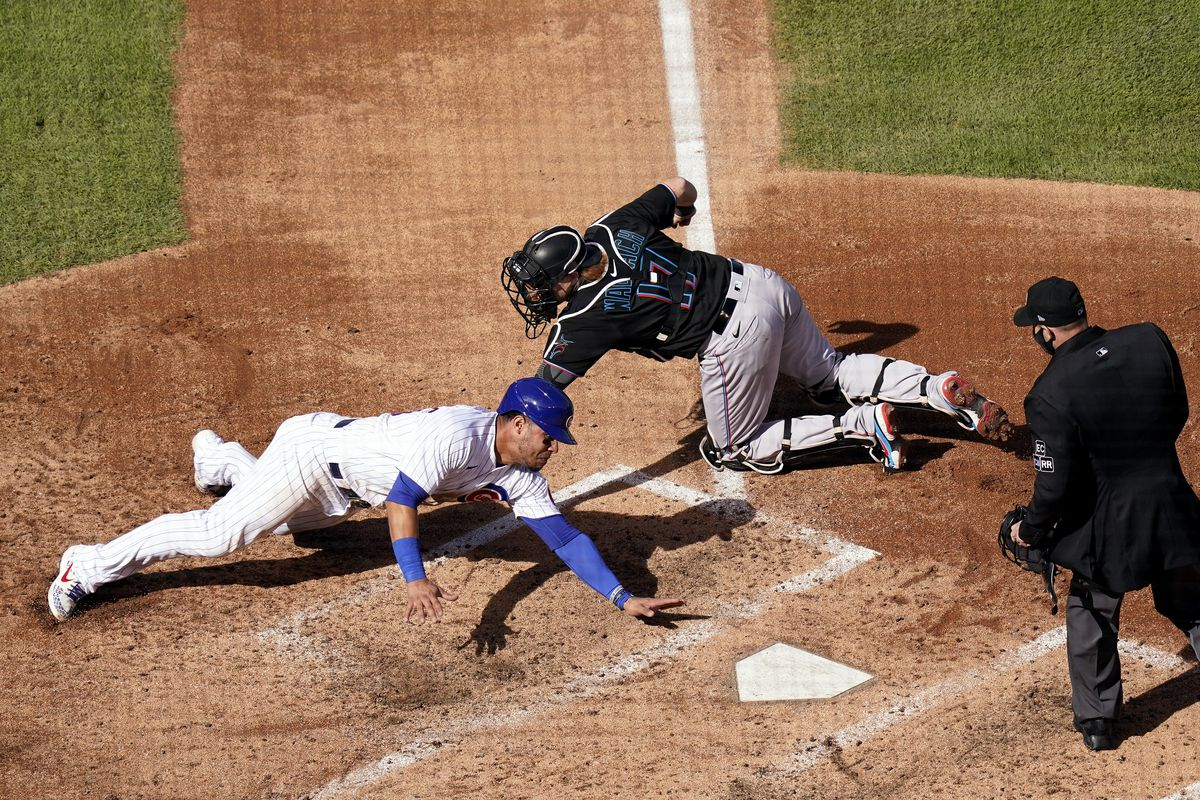 National League Wild Card Game 2: Miami Marlins v. Chicago Cubs