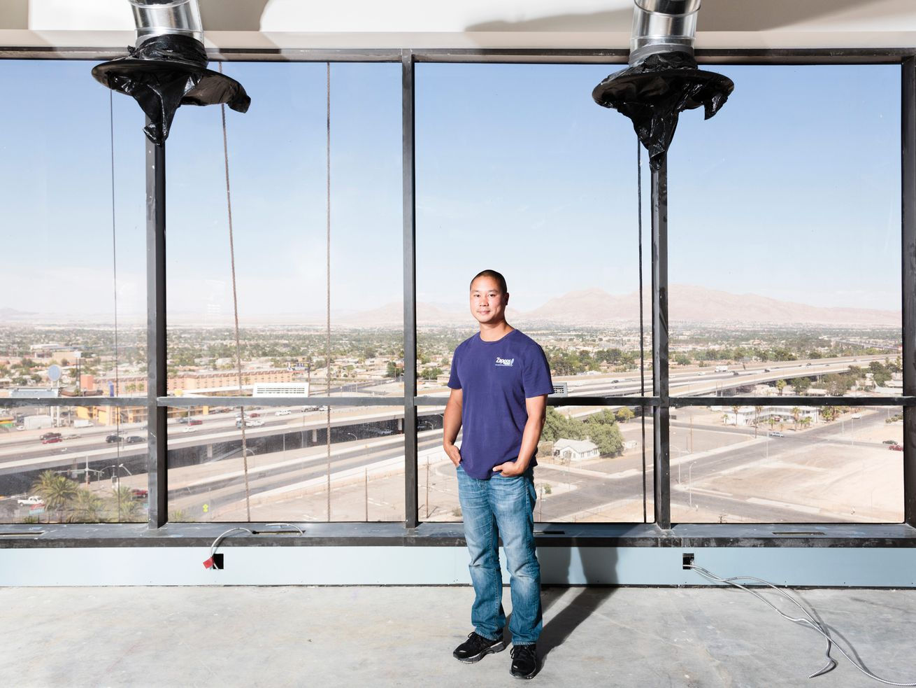 Why Is Ex?Zappos CEO Tony Hsieh Buying Houses En Masse in Utah""