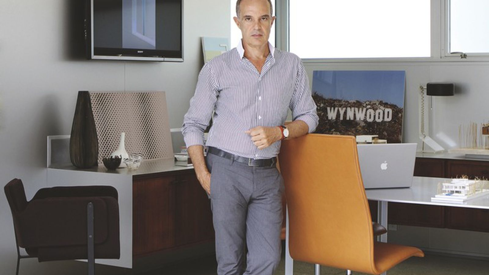 Inside Architect Rene Gonzalez S Miami Home Turned Studio