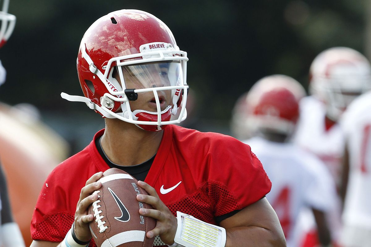 Rutgers Football: Strengths & Weaknesses at QB - On the Banks