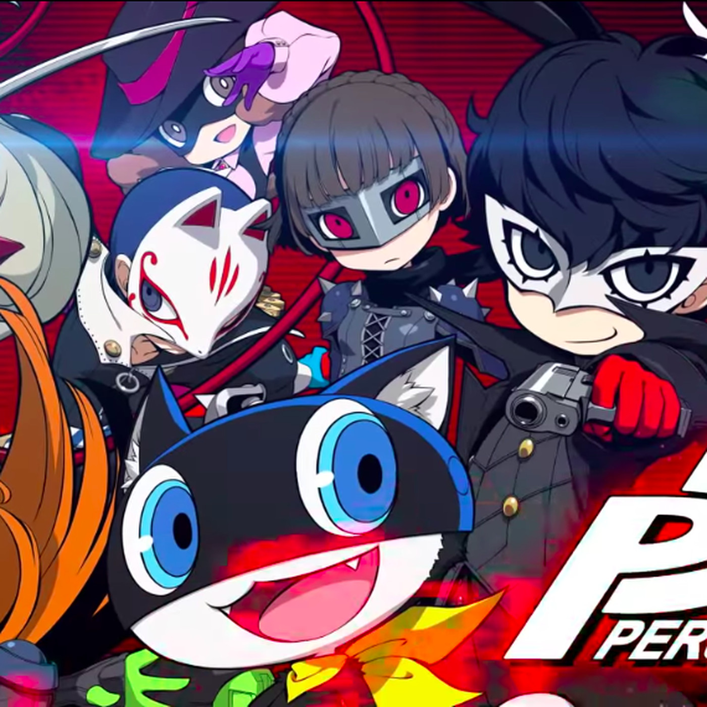 Persona Q2: Cinema Labyrinth launches in Japan this fall