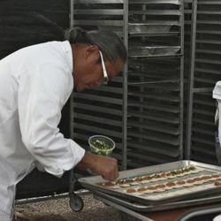 Iron Chef Masaharu Morimoto keeping busy at the Rock Your Taco Celebrity Chef Showdown