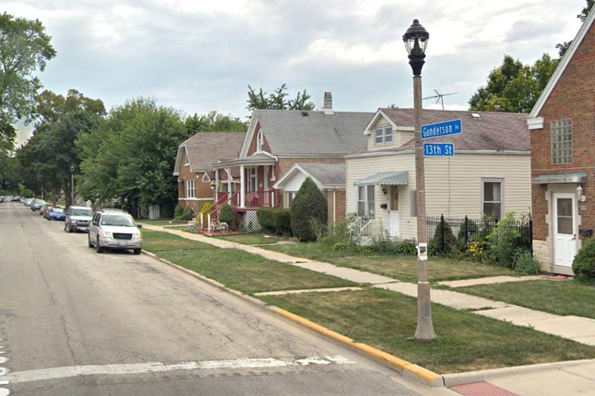 Police were called Feb. 7, 2020, for a false report of a shooting in the 1300 block of Gunderson Avenue in Berwyn.