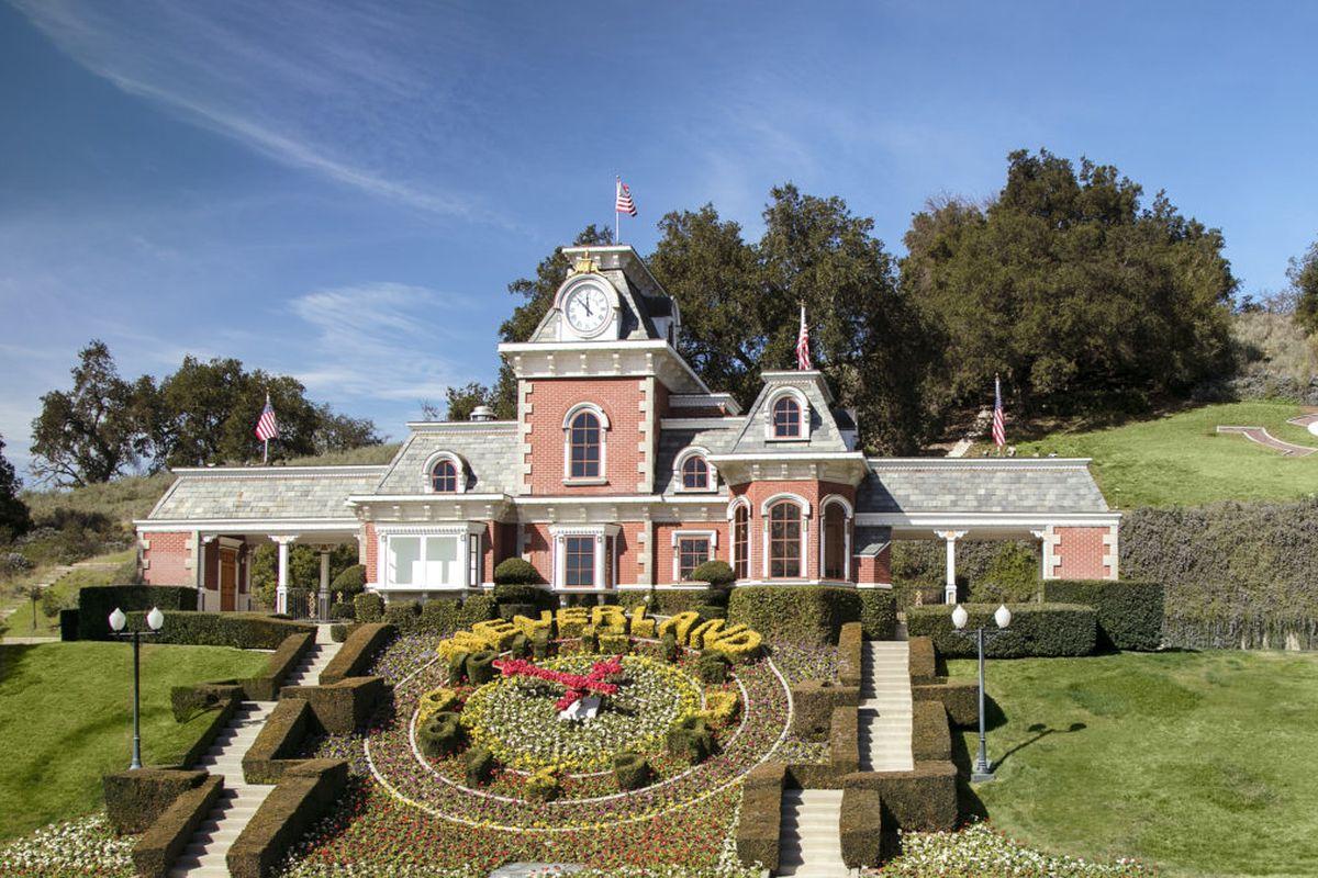 Neverland Ranch Heute
