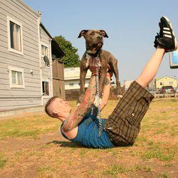 "<a href=""http://sf.racked.com/archives/2014/08/14/carey-rockland-hottest-trainer.php"">Carey Rockland</a>; photo by <a href=""liarphoto.com"">Shawn Tamaribuchi-Keiser</a>"