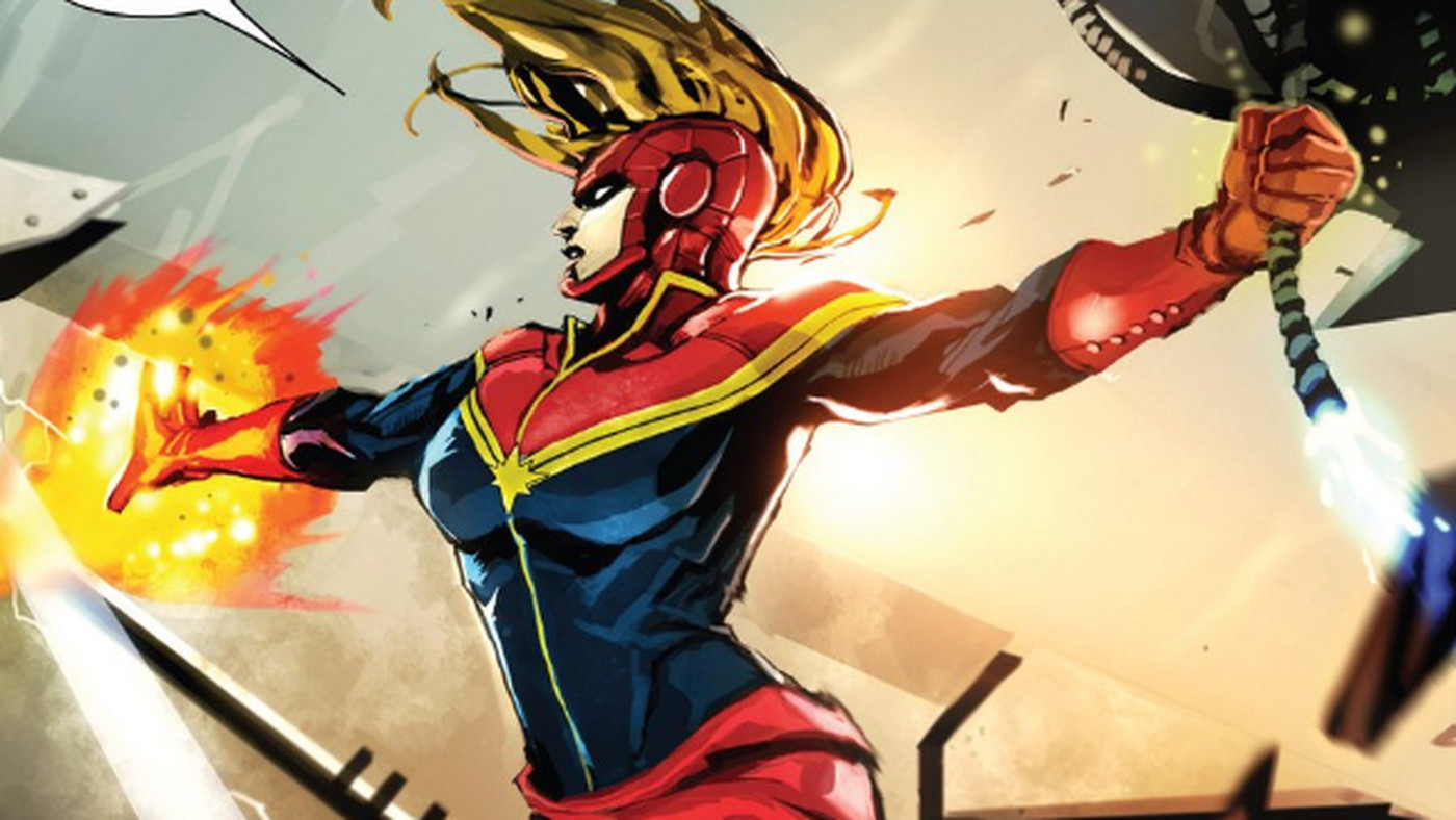 The insane, sexist history and feminist triumphs of Captain Marvel ...