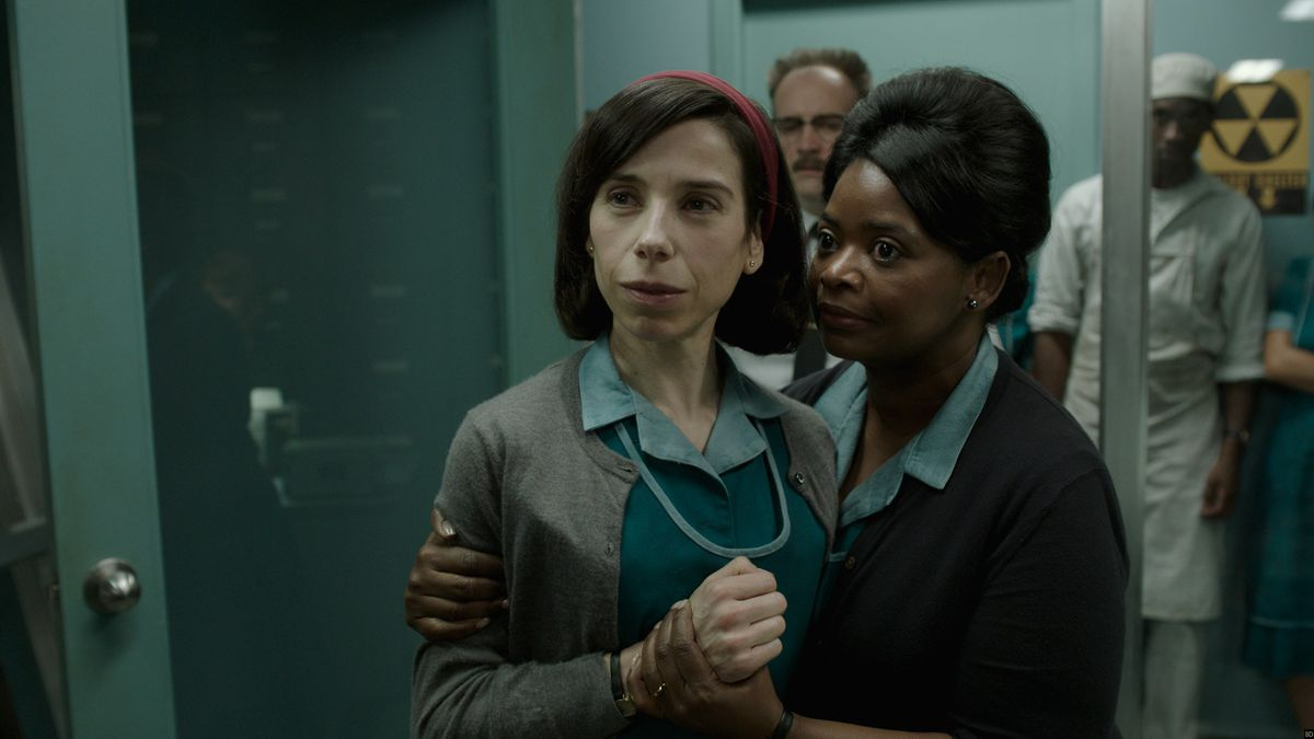 The Shape of Water, from Guillermo del Toro, is a beautiful adult ...
