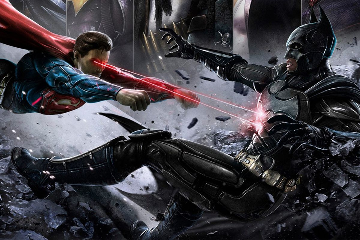 Injustice Gods Among Us Dev On Ease Of Developing For Ps4