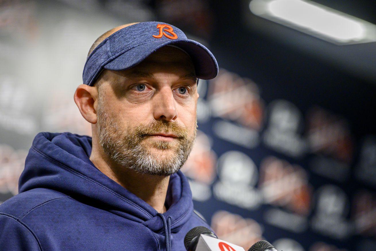 Are there 13 head coaches better than Matt Nagy?