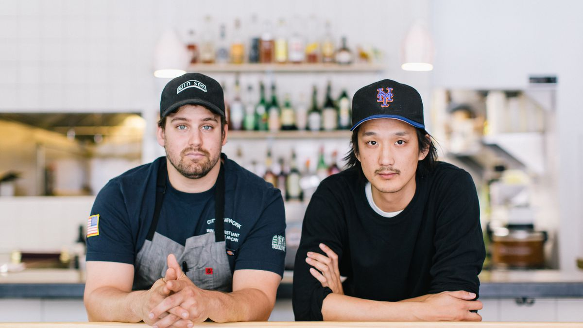 Trigg Brown and Josh Ku Want Brooklyn to Fall in Love With Taiwanese